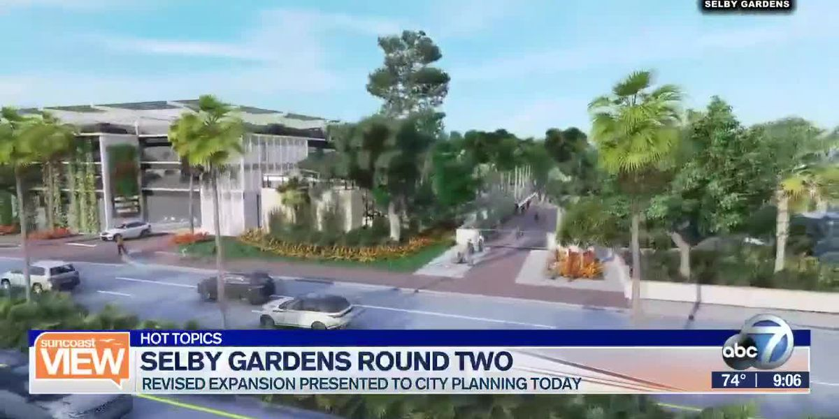 HOT TOPICS: Selby Gardens' new plan, Moving back in with parents, & Outraged opera fans