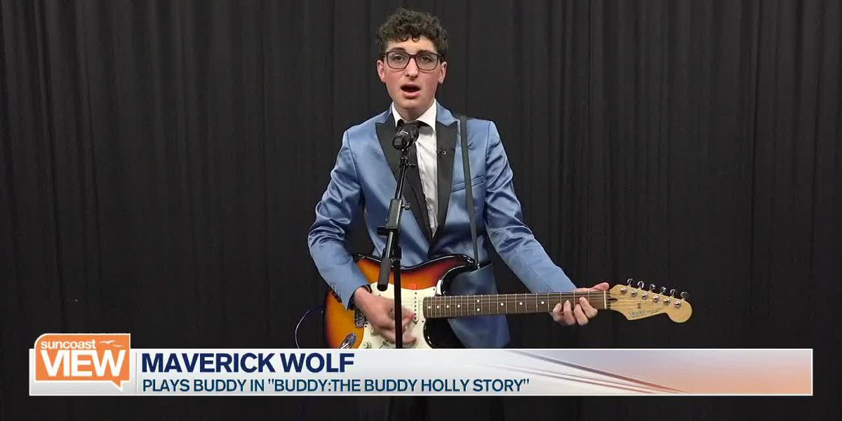 """Hear a Preview from """"The Buddy Holly Story"""" at Manatee Performing Arts Center 