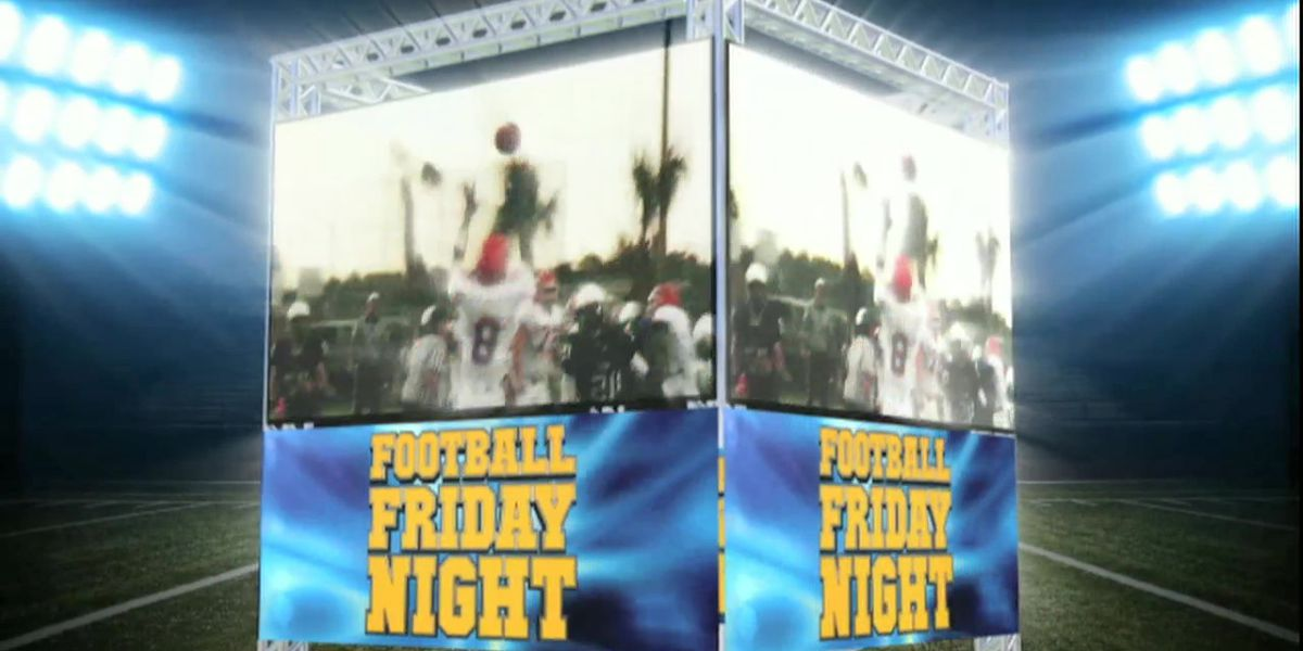 Video: Football Friday Night - September 14, 2018