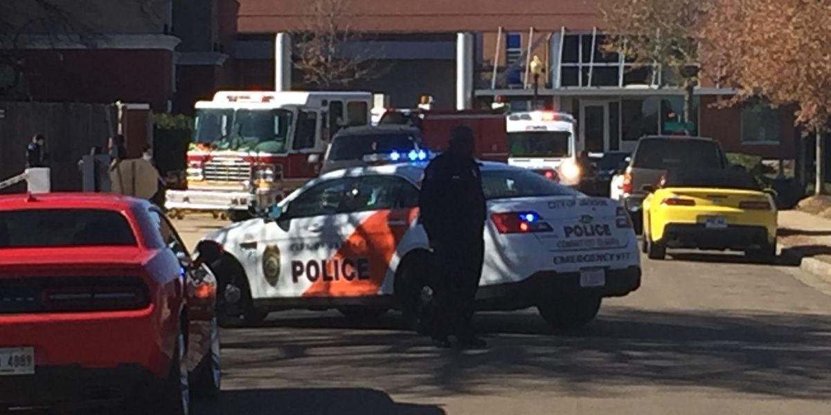 Lockdown lifted after shooting on Jackson State campus