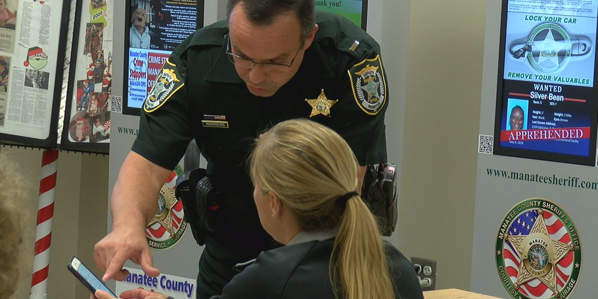 Selah Freedom teams with the Manatee County Sheriff's Office to teach parents about sex trafficking on the Suncoast