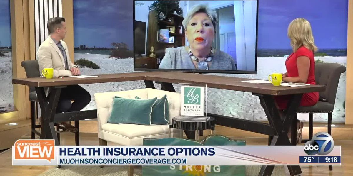 Health Insurance Options With MJ Johnson | Suncoast View