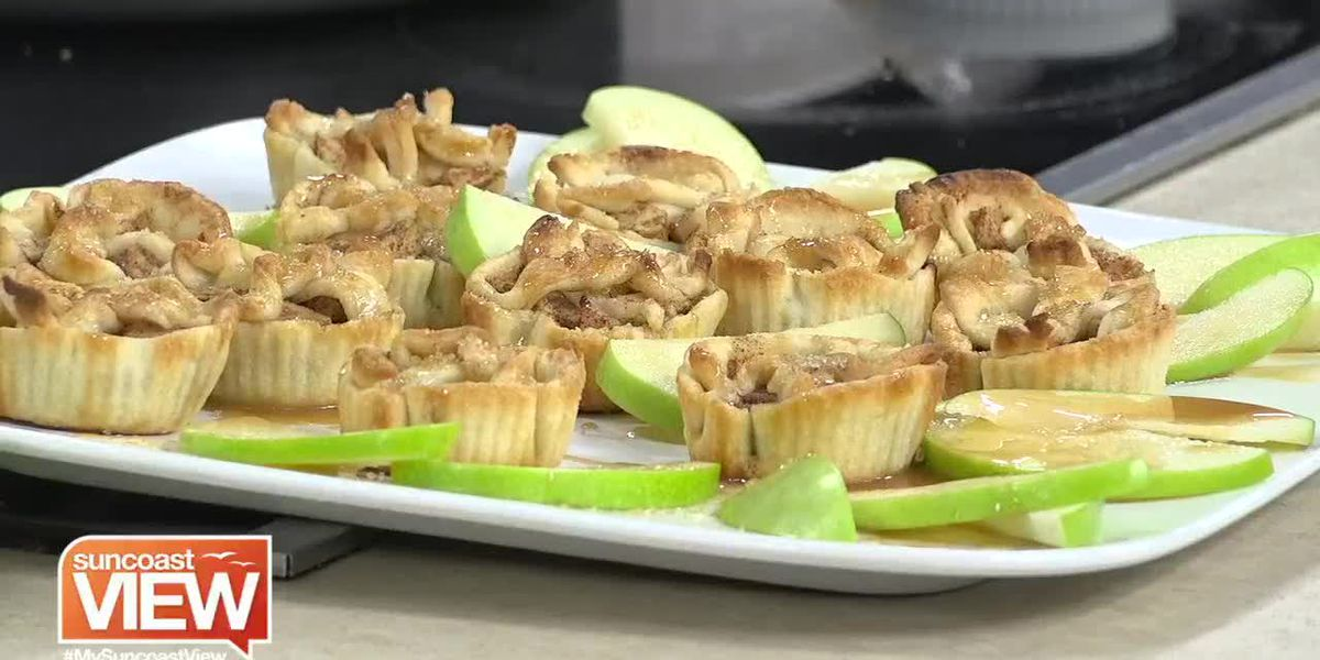 Shepherd's Pie & Mini Salted Caramel Apple Pies from The Spice & Tea Exchange | Suncoast View