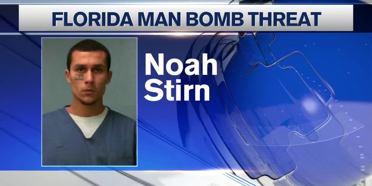 Florida Man Bomb Threat Case Update
