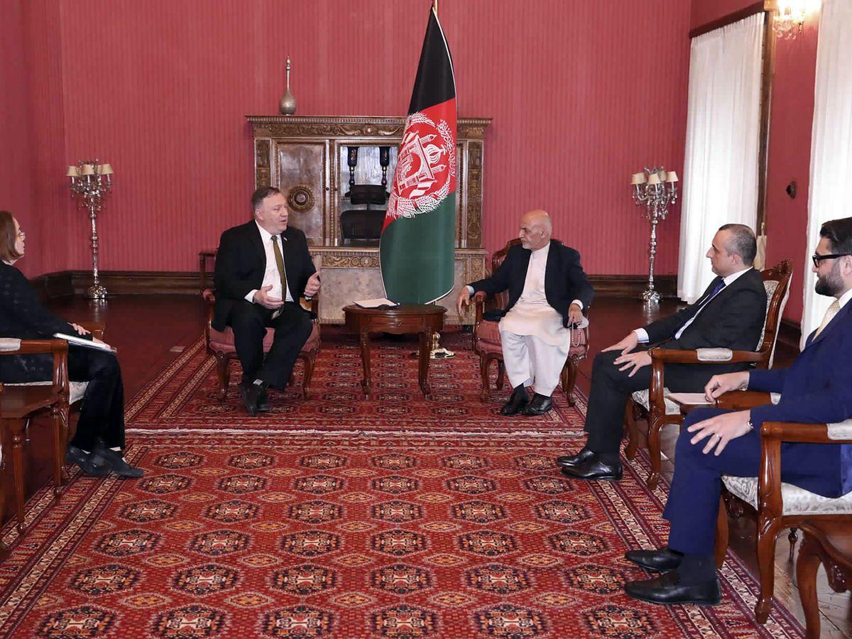 Taliban warn peace deal with US near breaking point