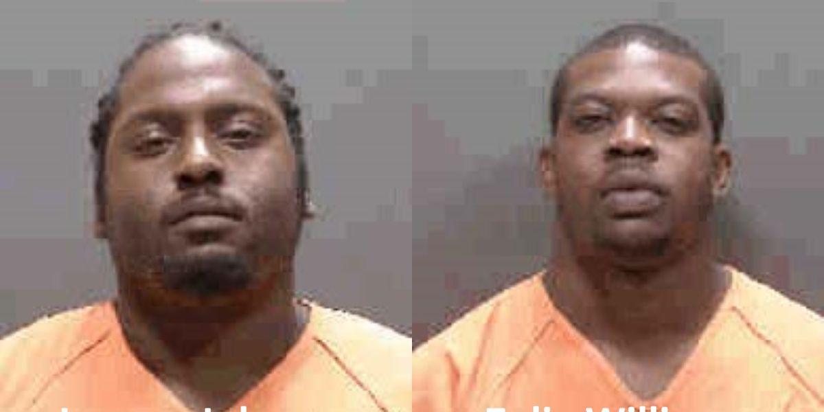 Two Sarasota men arrested on human trafficking charges