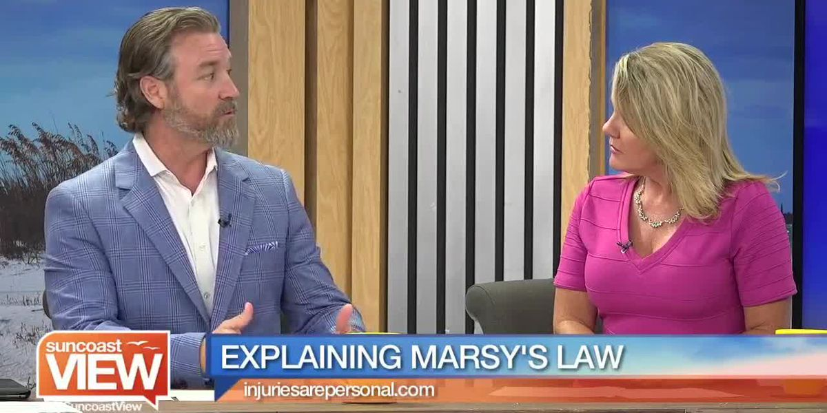 Carl Reynolds Law Explains What You Need to Know About Marsy's Law | Suncoast View