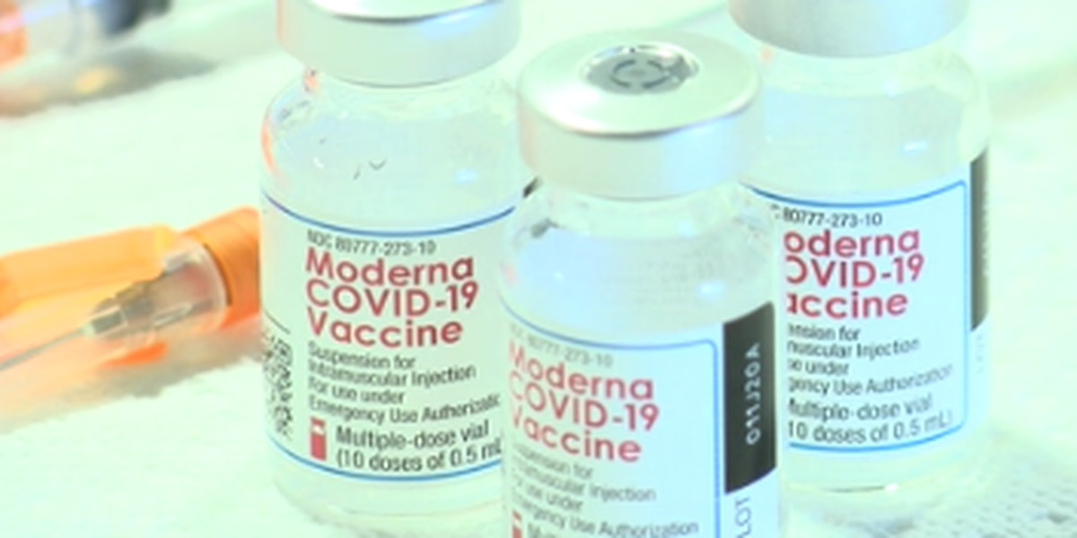 The COVID-19 vaccine being made available for veterans by VA