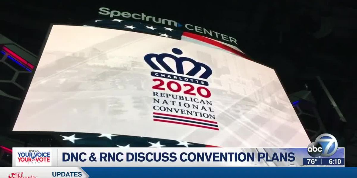 DNC & RNC Discuss Convention Plans