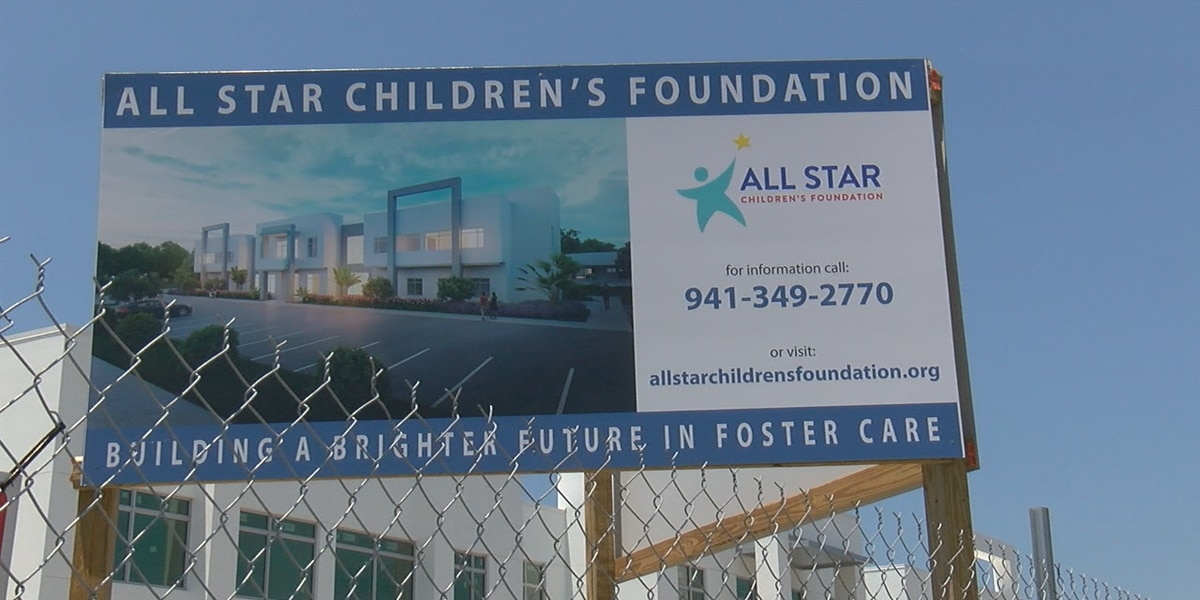 Five-acre foster care campus being built in Sarasota