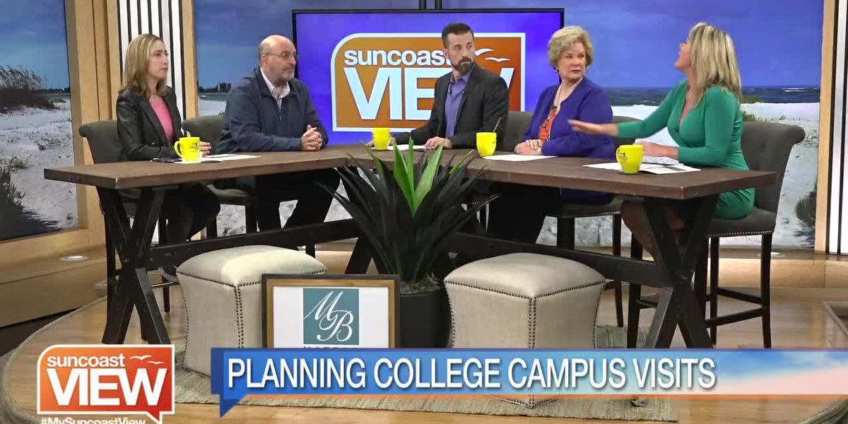 What to Know When Planning a College Campus Visit | Suncoast View