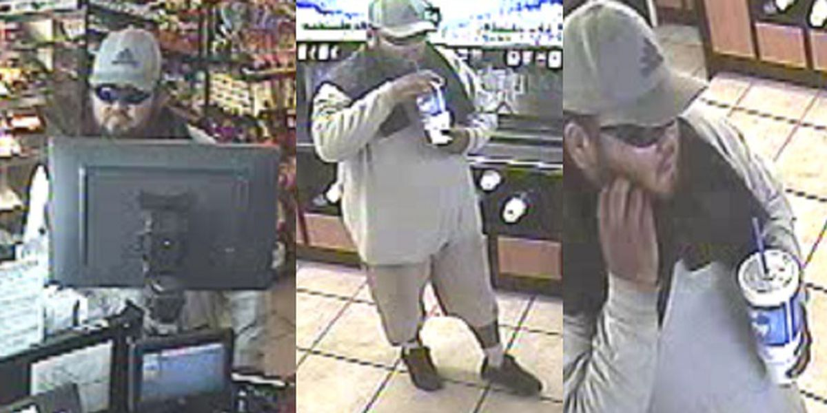 Suspect wanted after grabbing money out of cashier's drawer