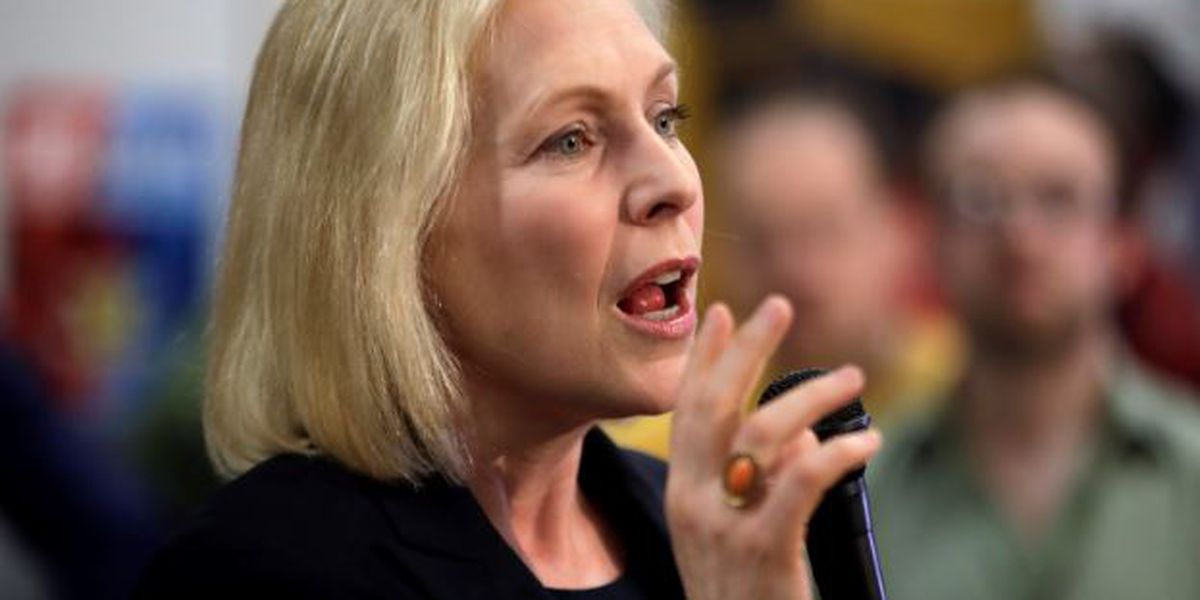 Gillibrand in 2020 Democratic race as full-fledged candidate