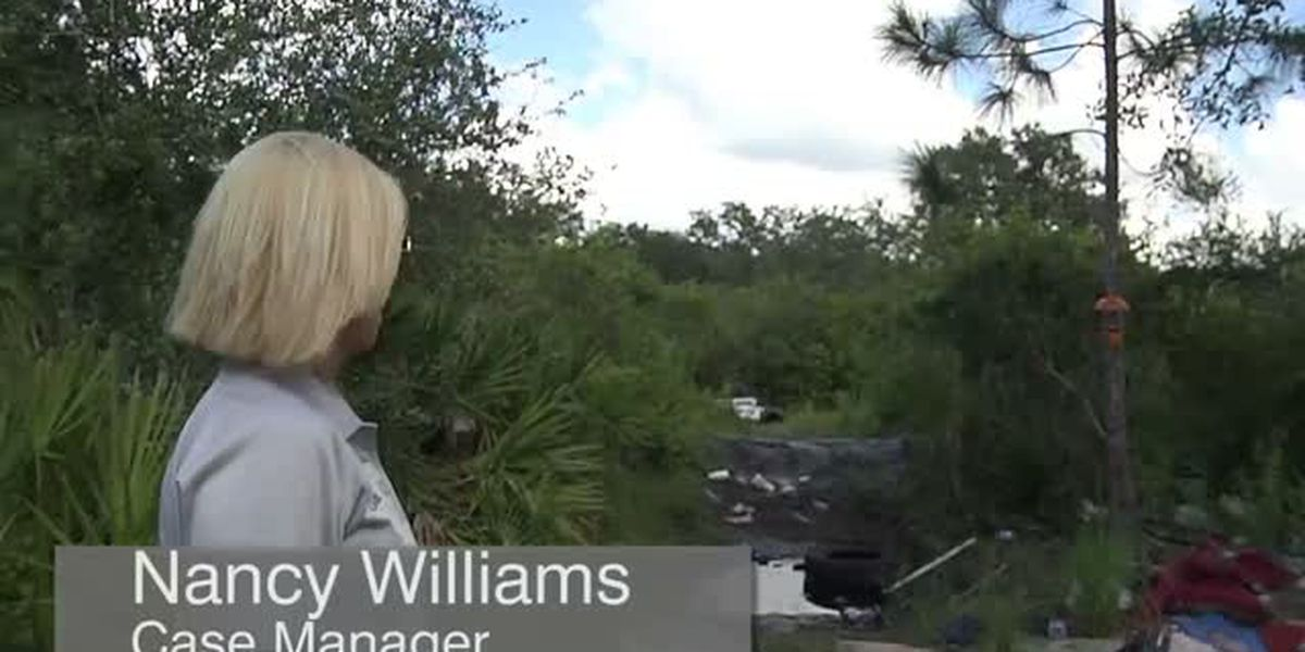 VIDEO: Sarasota County Sheriff's Office launches homeless outreach team