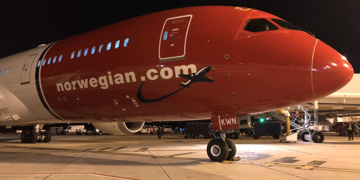 New non-stop route to London from Tampa International Airport