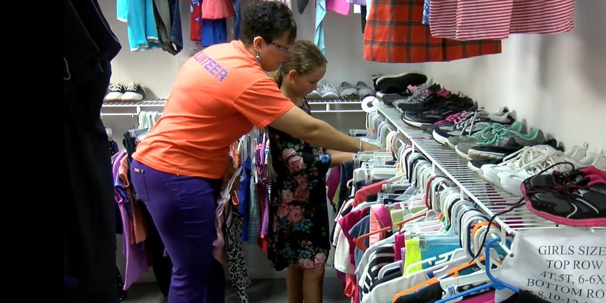 The Children's Closet Reopens Just In Time For Back to School