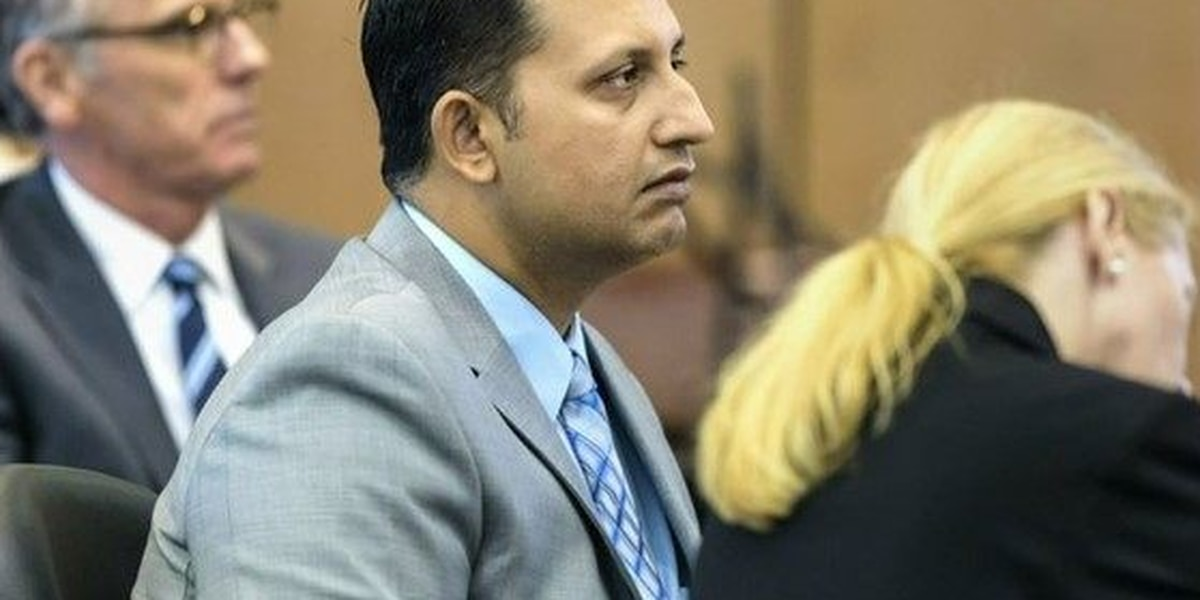 Ex-officer convicted in motorist's killing wants bail