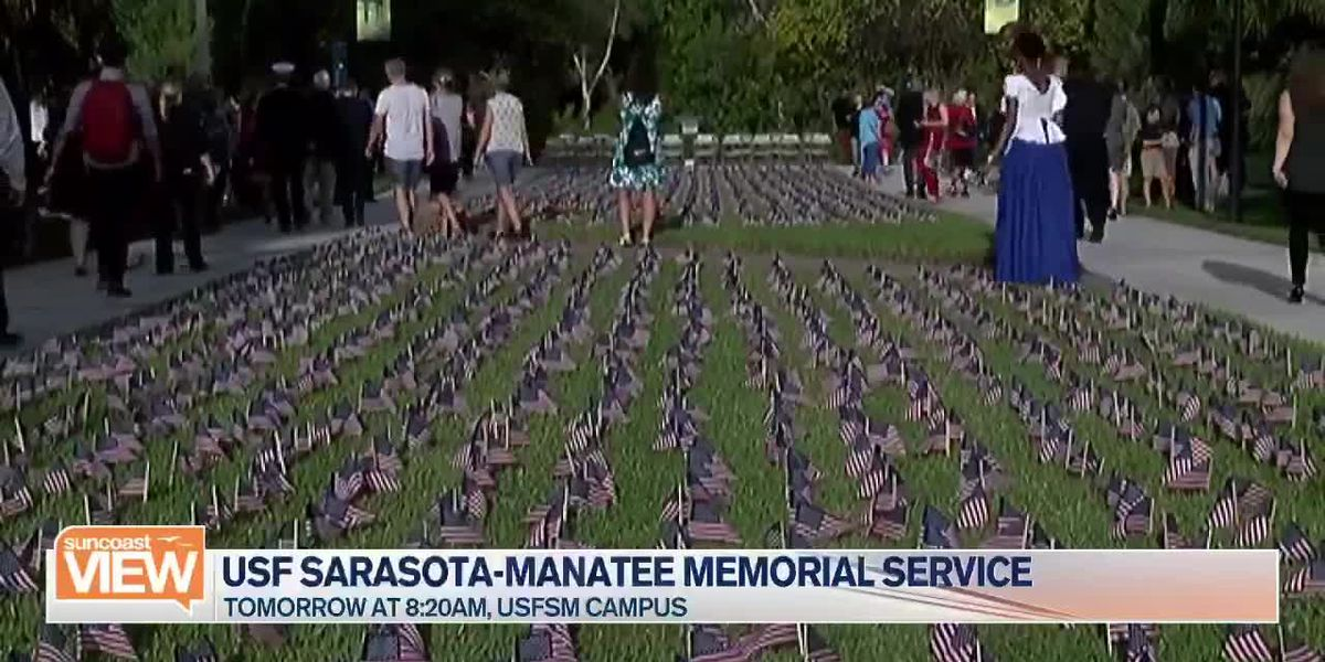 Linda Tells Us Where on the Suncoast We Can Honor the Heroes and Victims of 9/11 | Suncoast View