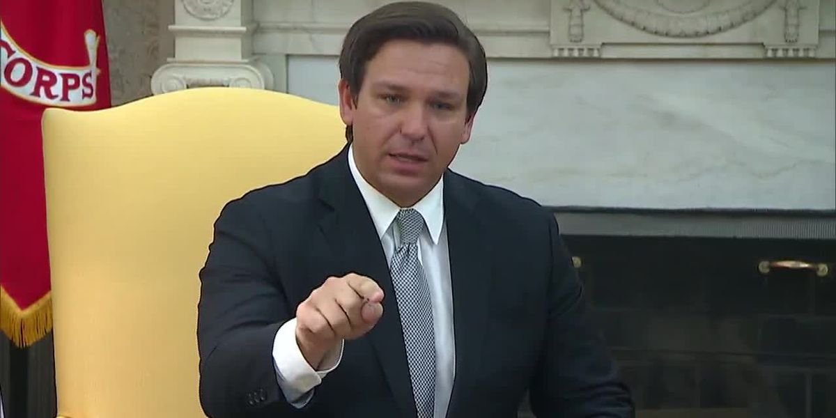 DeSantis vows to act 'very quickly' if disorderly protests erupt
