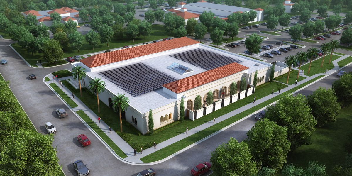 Fundraising Begins to Add Solar Panels to The Venice Public Library