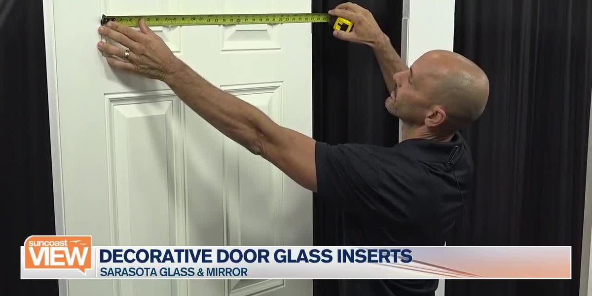 Sarasota Glass & Mirror Helps Our Front Doors Make a Big First Impression | Suncoast View