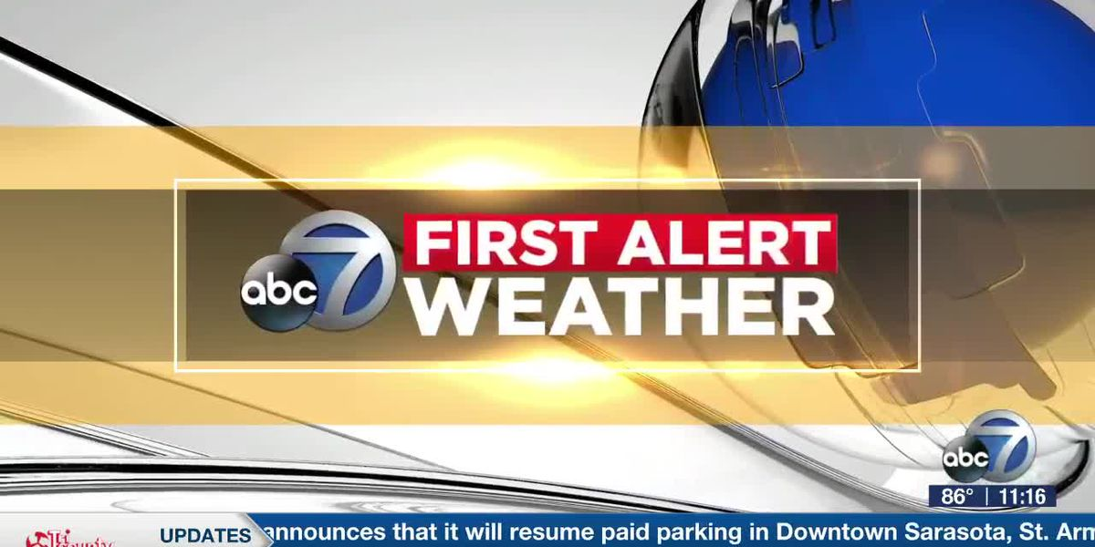 First Alert Weather - 11pm July 3, 2020