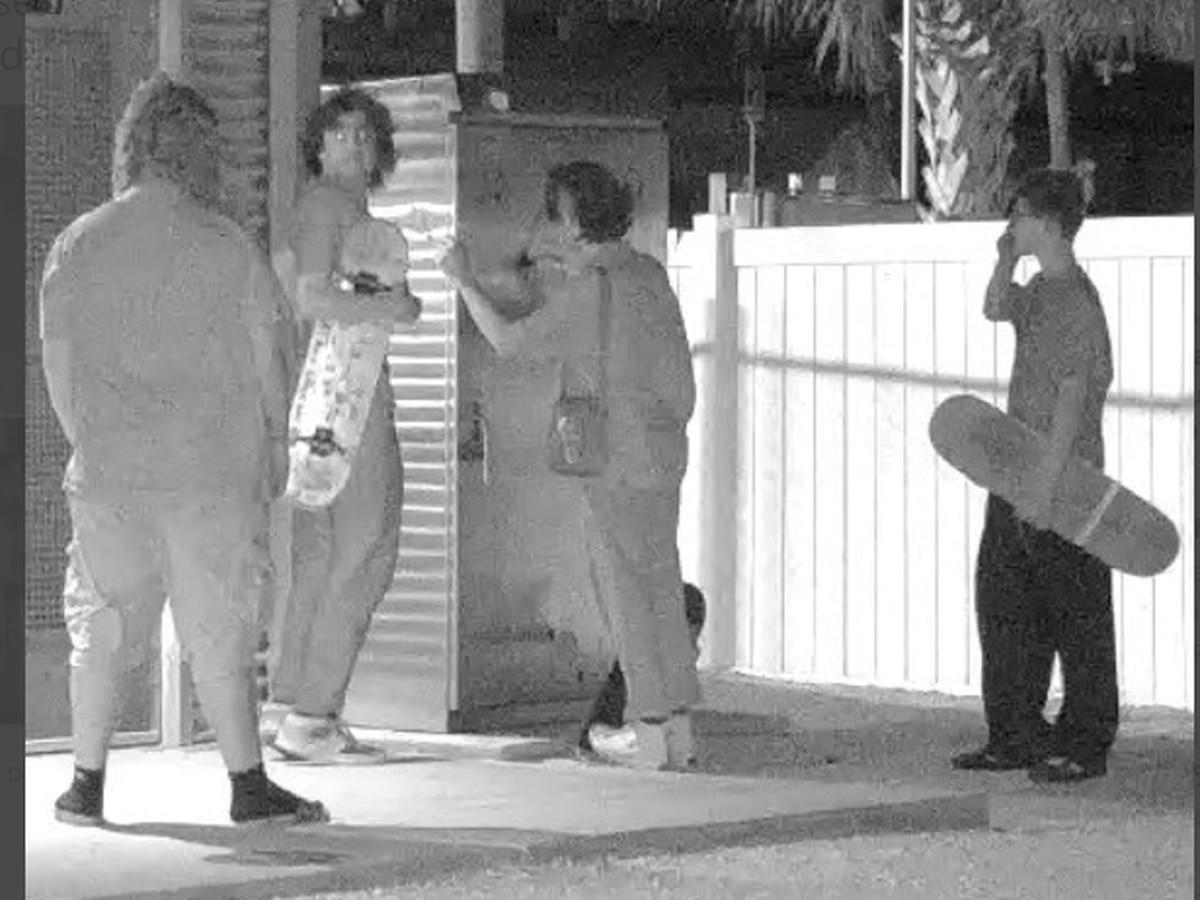 Bradenton police looking for suspected vandals