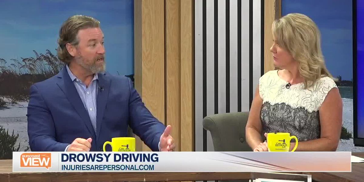 Carl Reynolds Law Explains the Legal Ramifications of Drowsy Driving | Suncoast View
