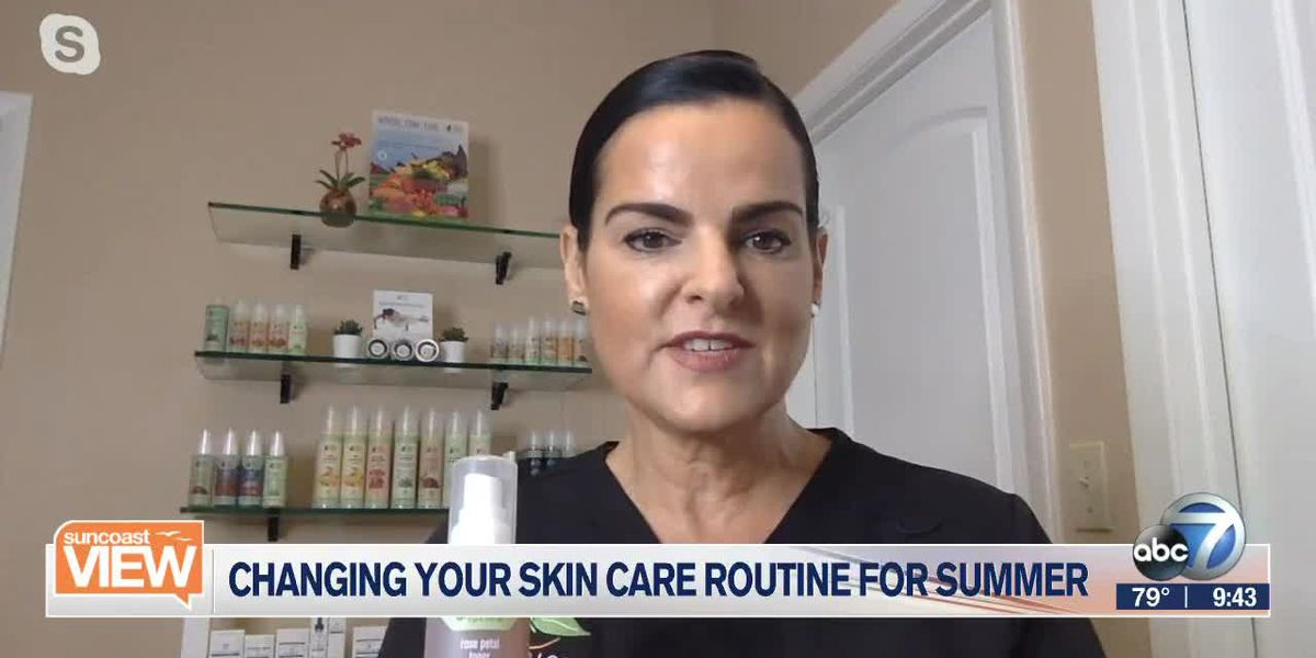 Summer skincare tips | Suncoast View