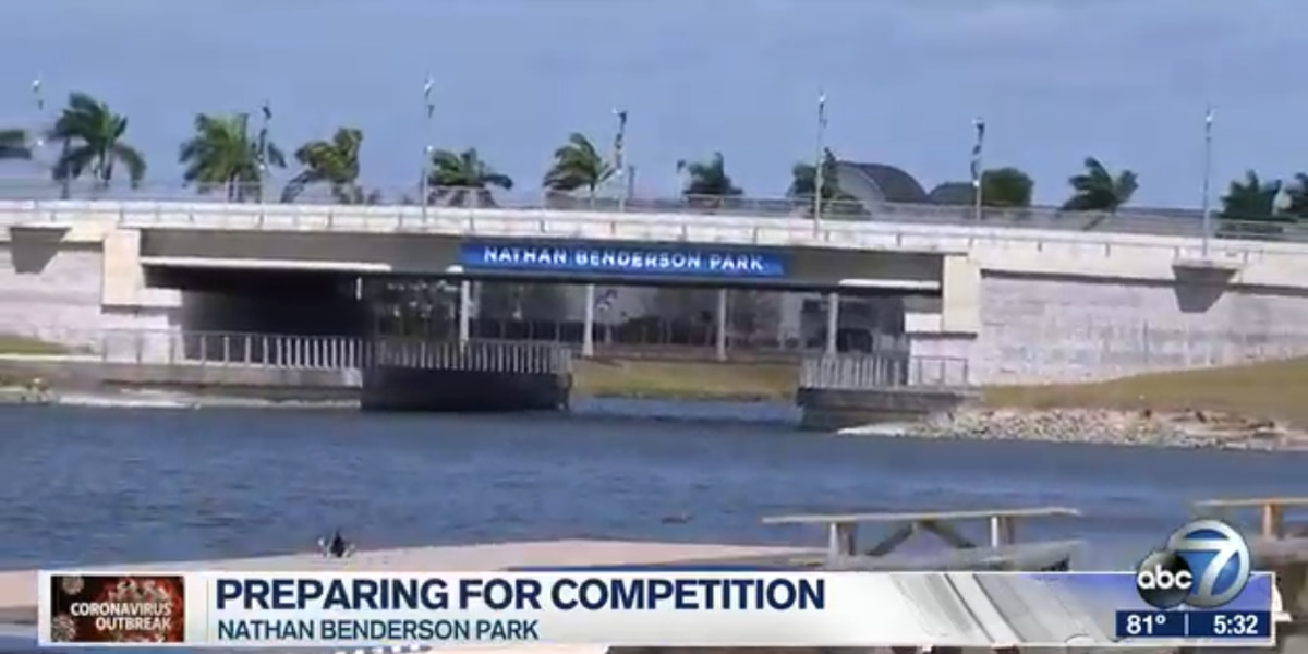 Events around the nation rescheduled due to coronavirus but not at Nathan Benderson Park