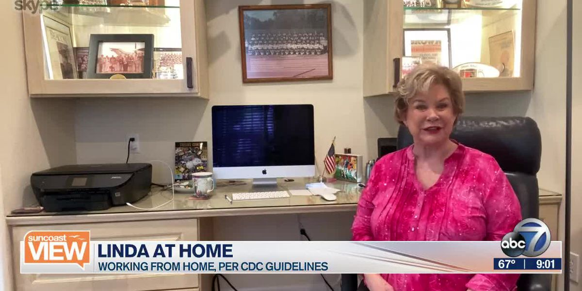 Linda Works From Home | Suncoast View