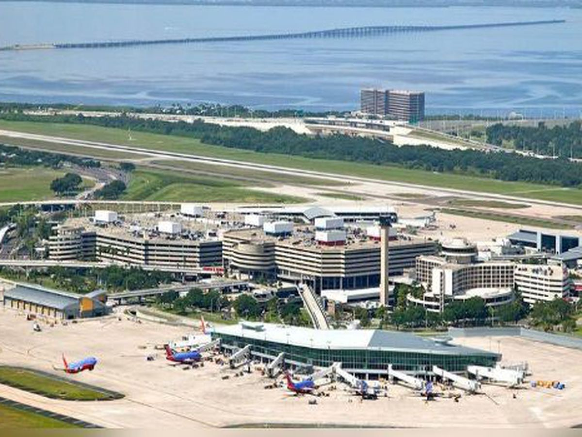 Tampa International Airport to offer COVID-19 testing