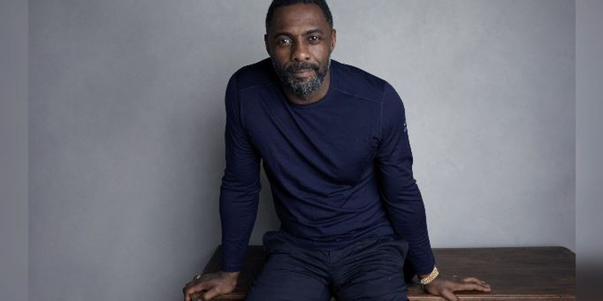 Actor Idris Elba named People's Sexiest Man Alive for 2018