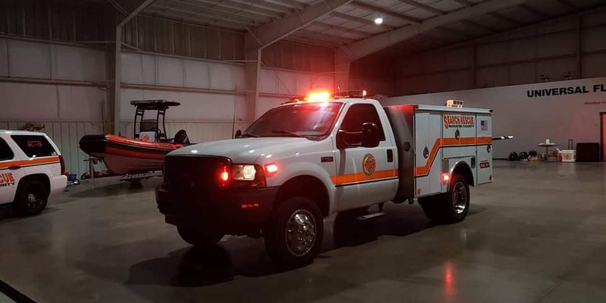 Manatee County Search and Rescue raising money for new vehicle
