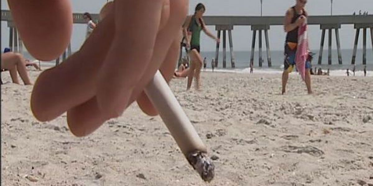 State Sen. Gruters files bill to ban smoking on Florida beaches