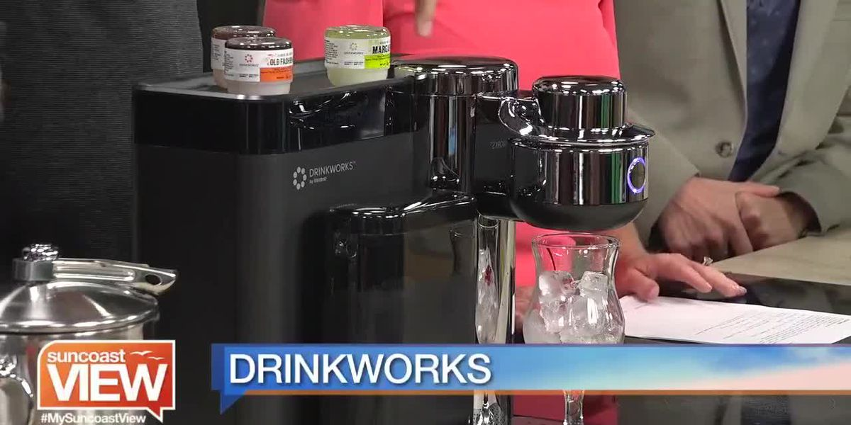 We See How Drinkworks by Keurig Turns Anyone into a Mixologist! | Suncoast View