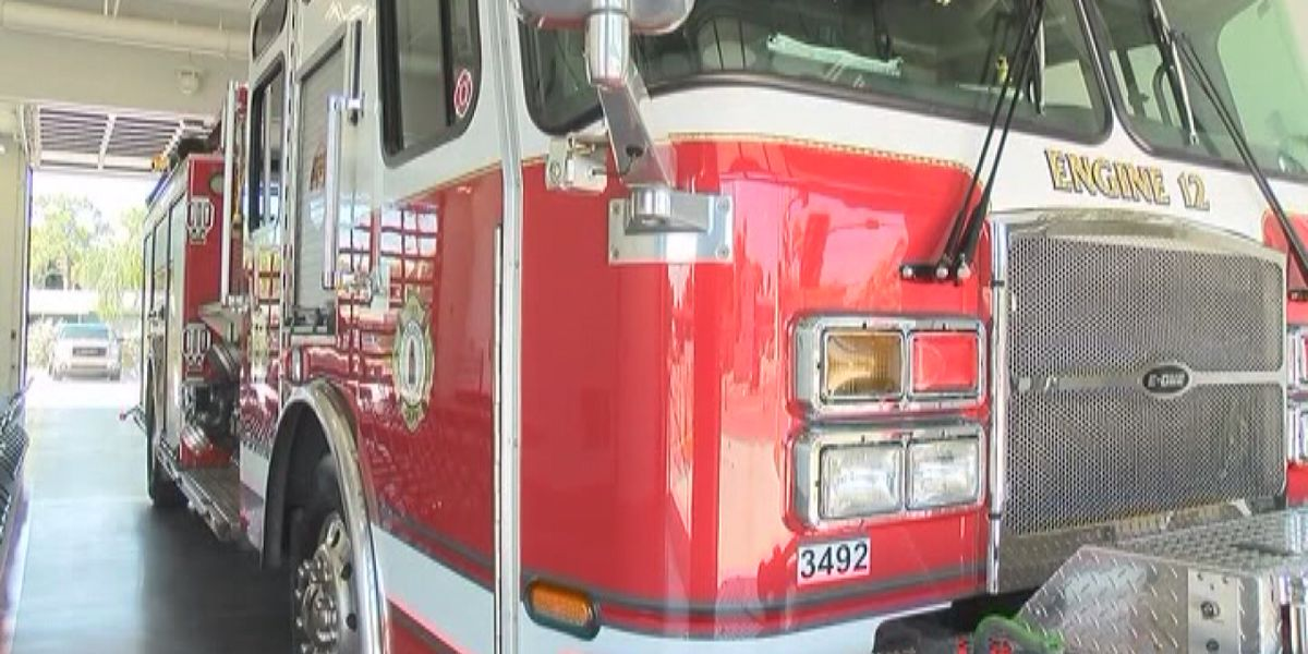 Construction and renovations to Sarasota County Fire Stations are in the works this new year