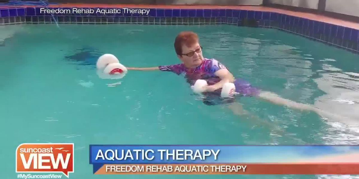 Freedom Rehab Aquatic Therapy Talks their Approach on Back Pain Relief | Suncoast View
