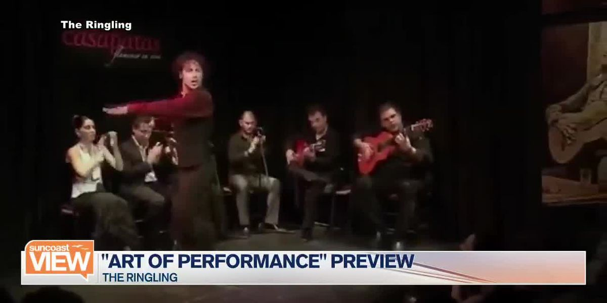 """The Ringling Previews its New """"Art of Performance"""" Series 
