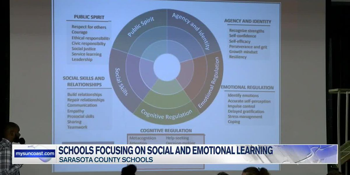 Schools focusing on social and emotional learning