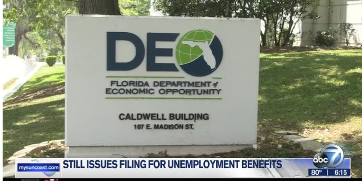 Despite upgrades on the Department of Economic Opportunity's website, some say they are still having issues