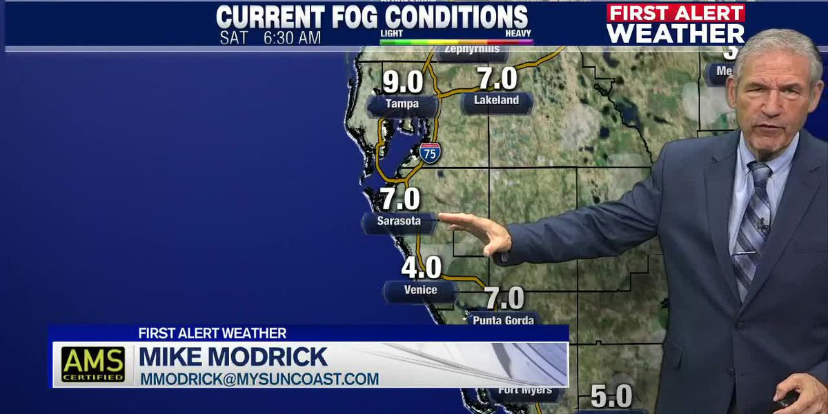 Good Morning Suncoast Weekends Weather Feb. 13th 6:30 AM