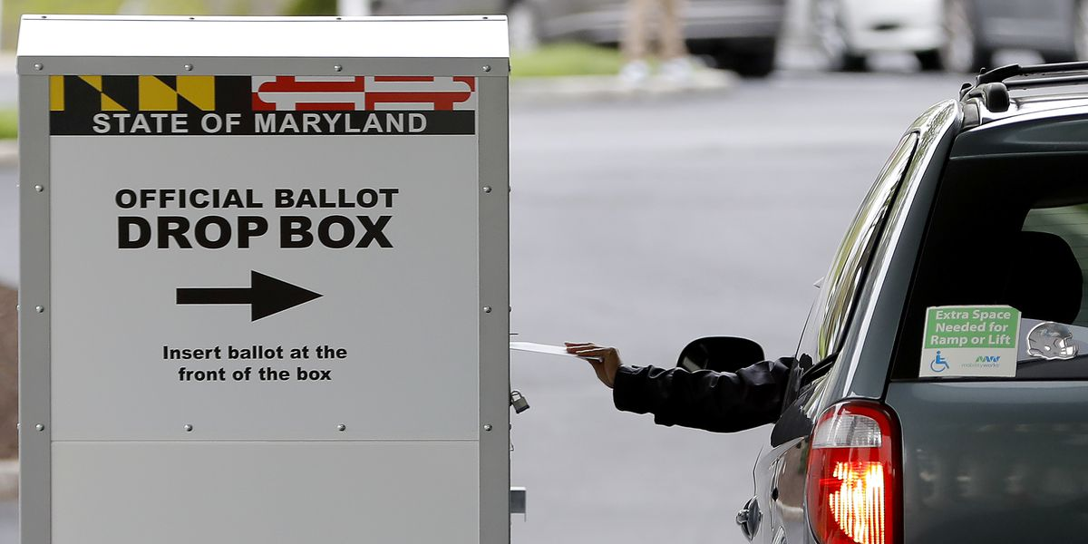 Mail-in voting could turn Election Day into Election Week