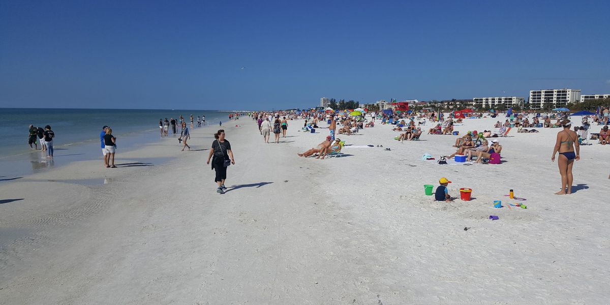 Hotels seeing cancellations with red tide along Suncoast