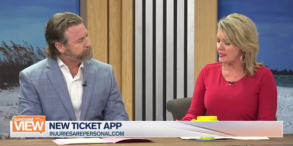 Got a Ticket? Check Out the Tikd App | Suncoast View