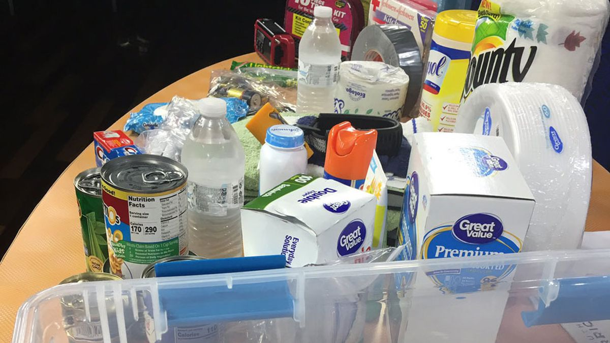 Local school teacher and students plan to travel to Ft. Lauderdale and deliver donations for Dorian victims in the Bahamas