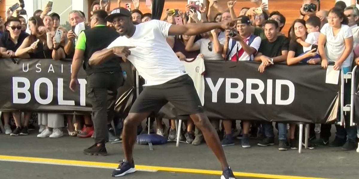 Jamaican official says Usain Bolt tests positive for COVID