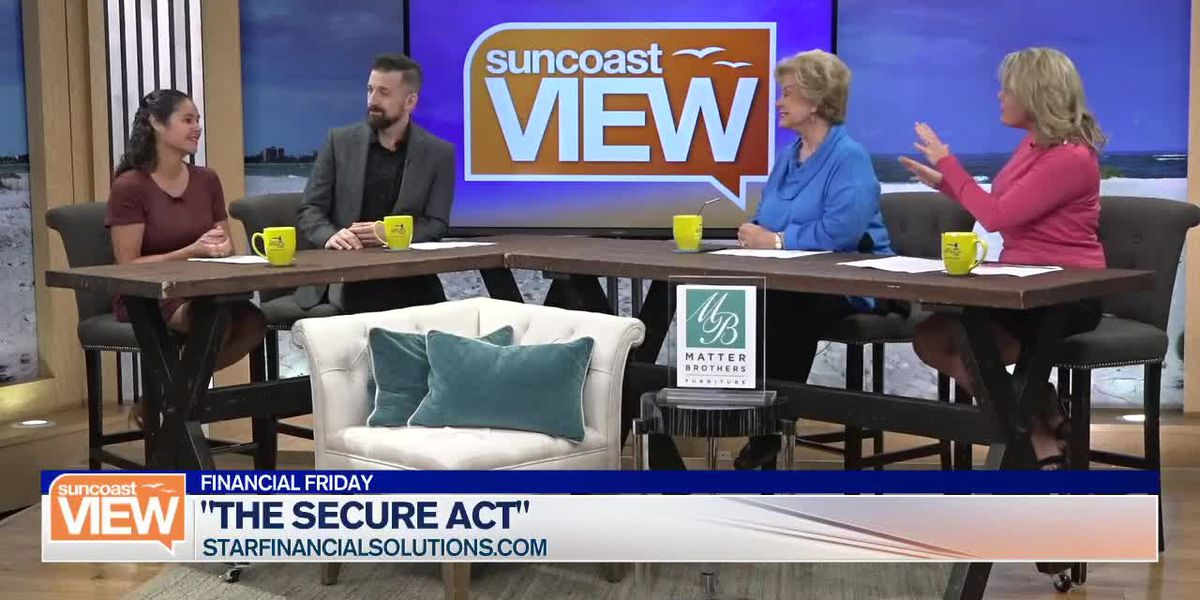 Financial Friday: Secure Act | Suncoast View