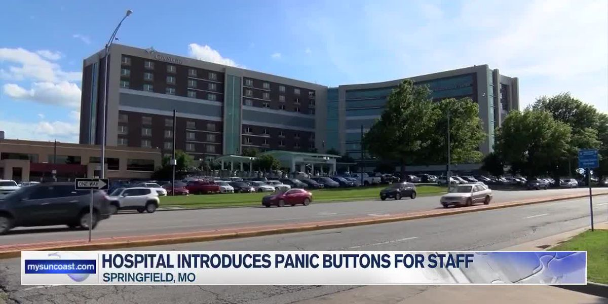 Hospital Introduces Panic Buttons for Staff