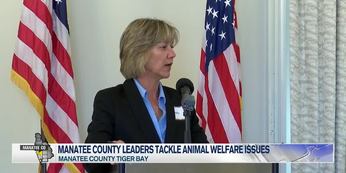 Manatee County leaders tackle animal welfare issues